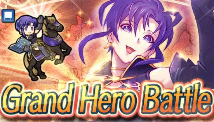 Ursula is the new Grand Hero Battle in Fire Emblem Heroes