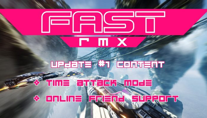 FAST RMX soon getting its first update