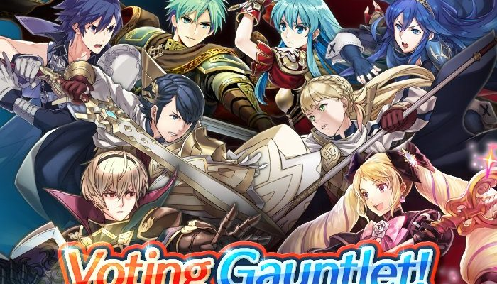 Fire Emblem Heroes's Voting Gauntlet event is on