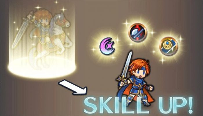 Inherit Skill feature now available in Fire Emblem Heroes
