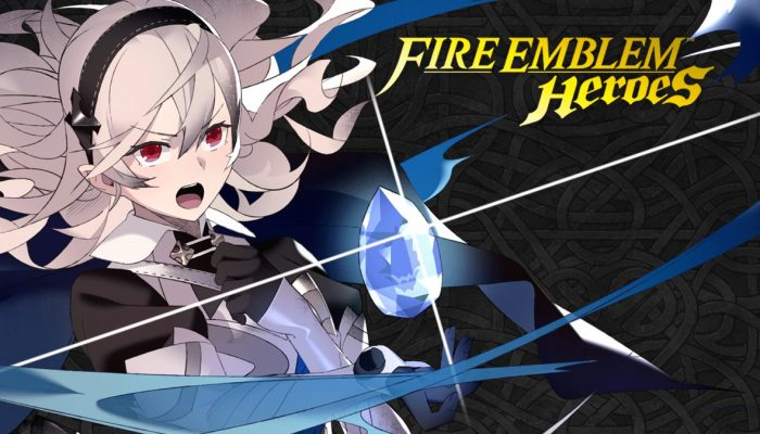 Free 4-star Corrin for all Android users in Fire Emblem Heroes