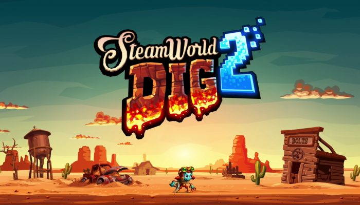 SteamWorld Dig 2 – The truth behind SteamWorld Quest