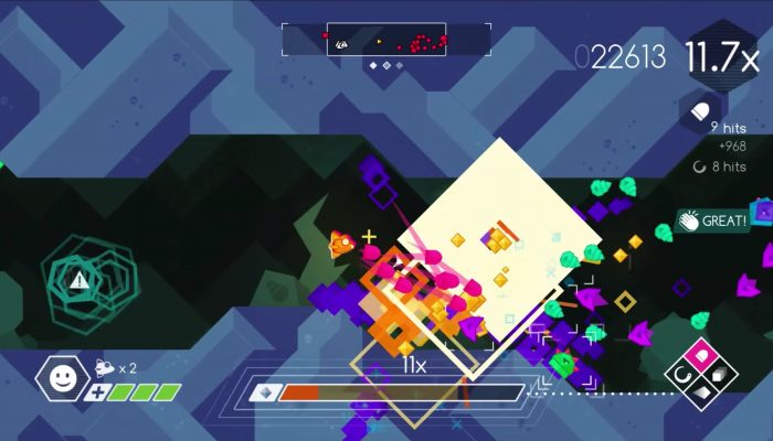 Graceful Explosion Machine – Nintendo Switch Trailer
