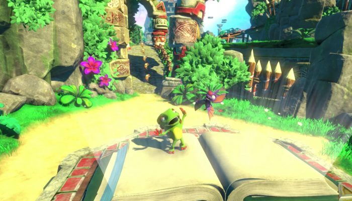 Yooka-Laylee – Nintendo Switch Trailer