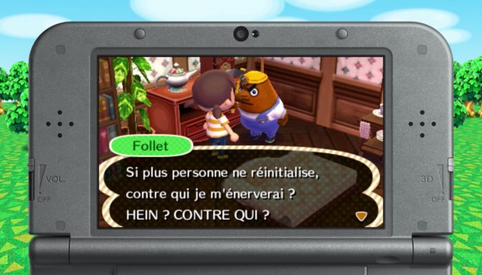 Animal Crossing : New Leaf Welcome amiibo – Resetti