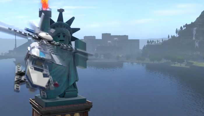 LEGO City Undercover – Bande-annonce des héros