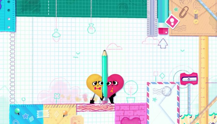 Snipperclips – Japanese Overview Trailer