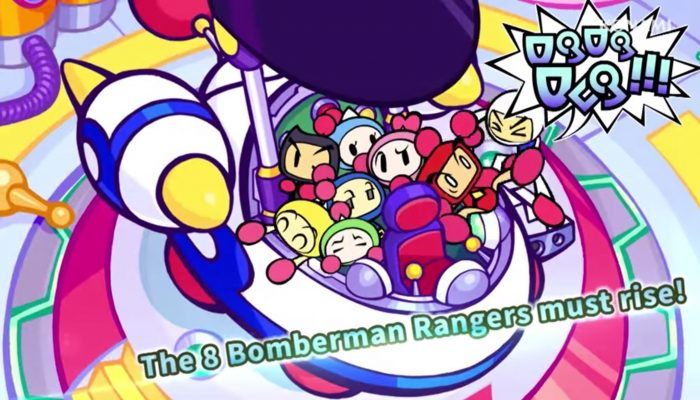 Super Bomberman R – Launch Trailer