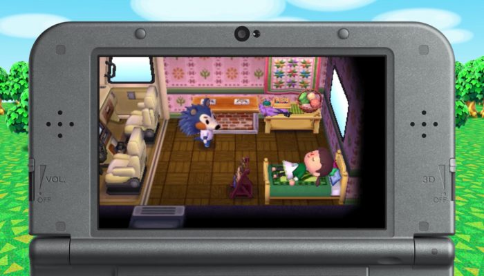 Animal Crossing : New Leaf Welcome amiibo – Layette