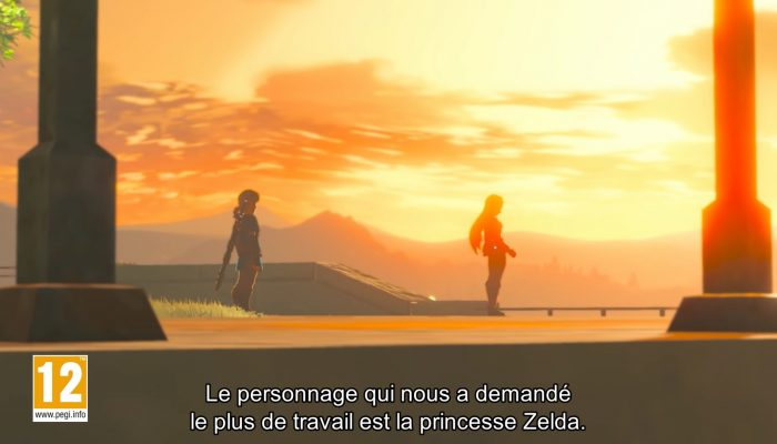 La réalisation de The Legend of Zelda : Breath of the Wild