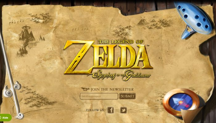 Breath of the Wild soundtrack to be included in Symphony of the Goddesses