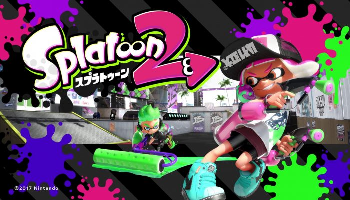 Splatoon 2 – Japanese Global Testfire Commercial