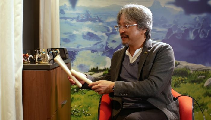 The Legend of Zelda : Breath of the Wild – L'interview complète d'Eiji Aonuma