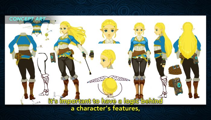 The Making of The Legend of Zelda: Breath of the Wild – Story and Characters