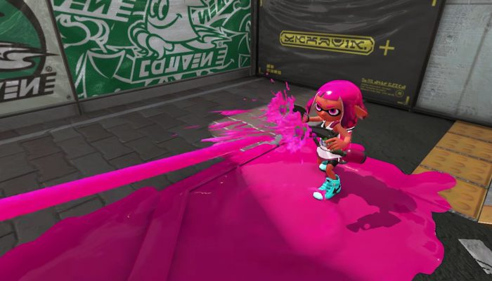 Splatoon 2 – Official Splat Dualies Gameplay