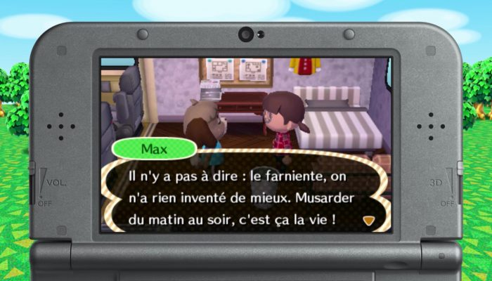 Animal Crossing : New Leaf Welcome amiibo – Max