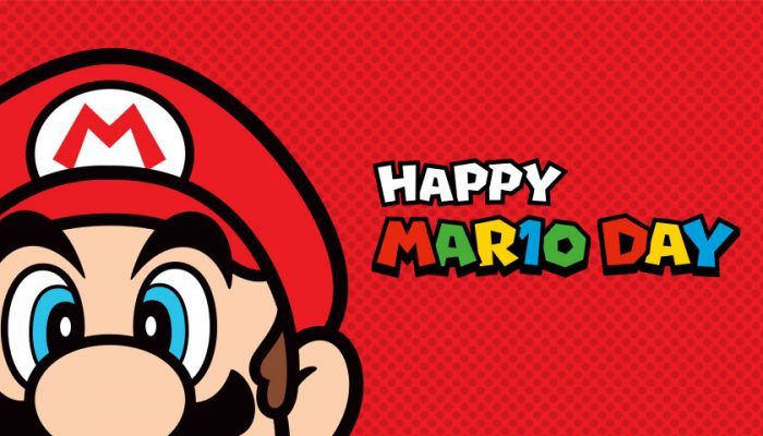 NoA: 'Nintendo celebrates MAR10 Day by bringing smiles to people of all ages'
