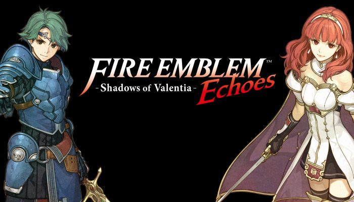 NoE: 'Answer the call to arms at our Fire Emblem Echoes: Shadows of Valentia teaser site!'