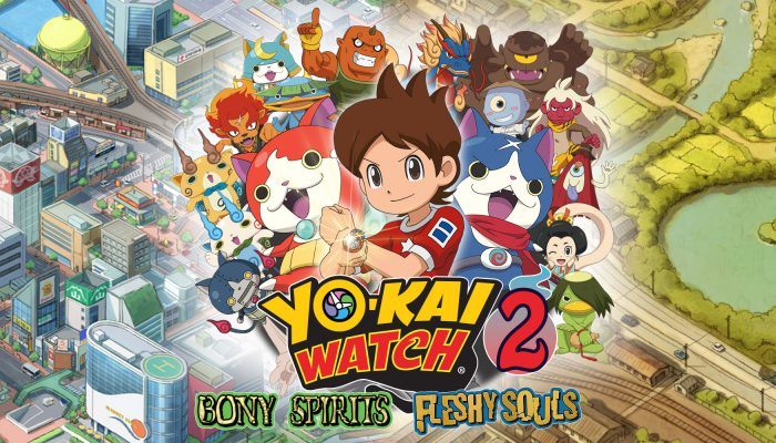 NoE: 'Jump into the world of Yo-kai Watch with the new Yo-kai Watch 2 demo!'