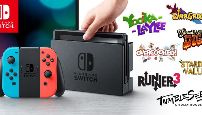 NoE: 'Nintendo reveals new partnerships and first indie games coming to Nintendo eShop on Nintendo Switch'