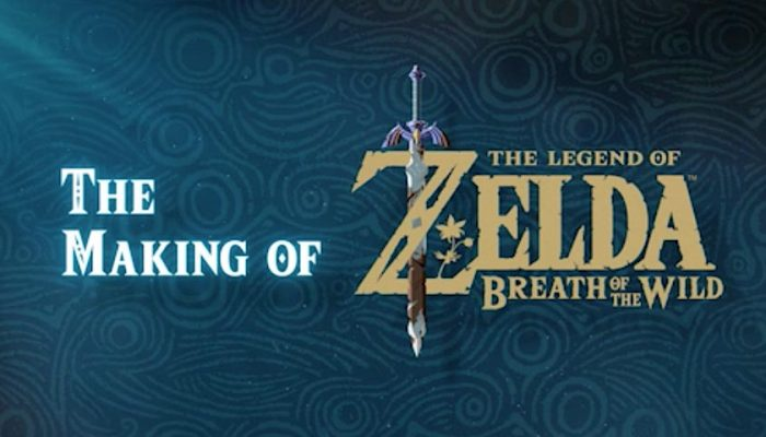NoA: 'Take a peek behind The Legend of Zelda: Breath of the Wild curtain'