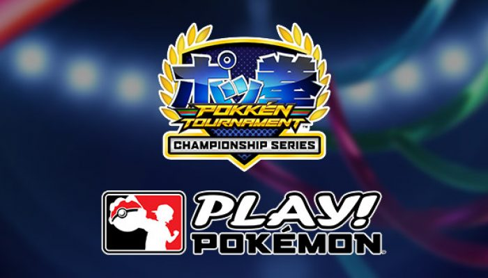 Pokémon: 'Announcing the 2017 Pokkén Tournament Championship Series'