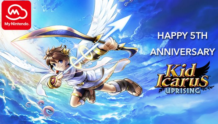 NoA: 'My Nintendo Rewards: Kid Icarus'