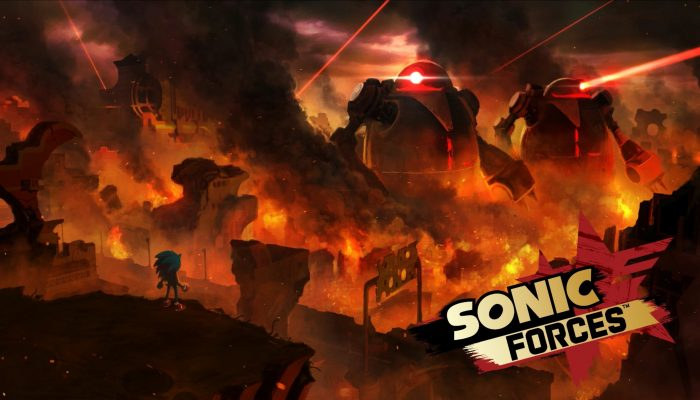 Sonic Forces – Main Theme