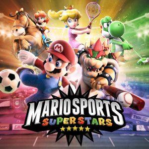 Nintendo eShop Sale Mario Sports Superstars
