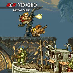 Nintendo eShop Downloads Europe ACA NeoGeo Metal Slug