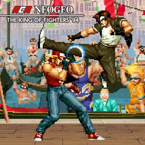 Nintendo eShop Downloads Europe ACA NeoGeo The King of Fighters '94