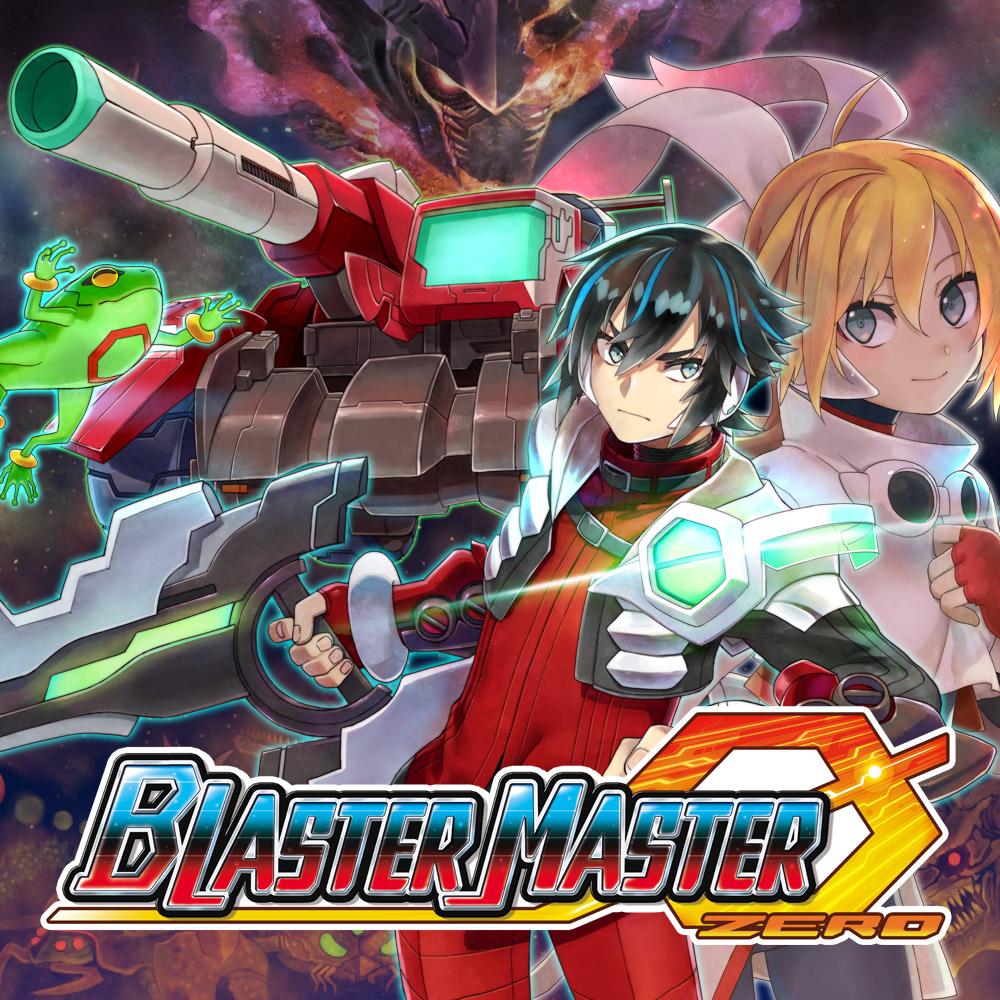 Nintendo eShop Downloads Europe Blaster Master Zero