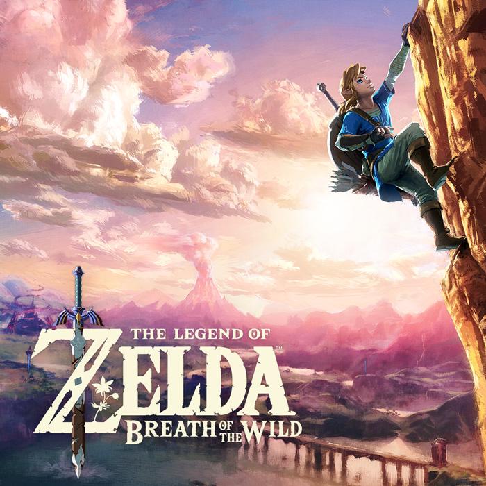 Nintendo eShop Downloads Europe The Legend of Zelda Breath of the Wild