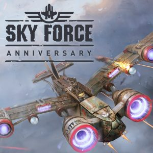 Nintendo eShop Downloads Europe Sky Force Anniversary