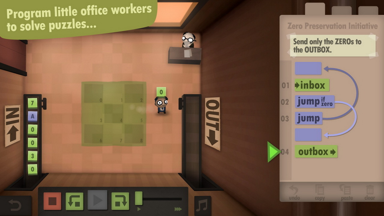 Nintendo eShop Downloads North America Human Resource Machine
