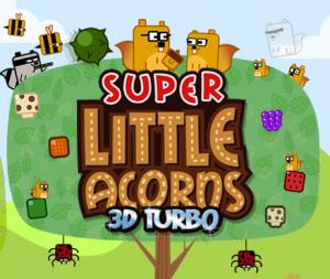 Nindies Celebration Sale Super Little Acorns 3D Turbo