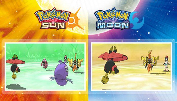 Pokémon: 'The Tapu Transform Terrains'