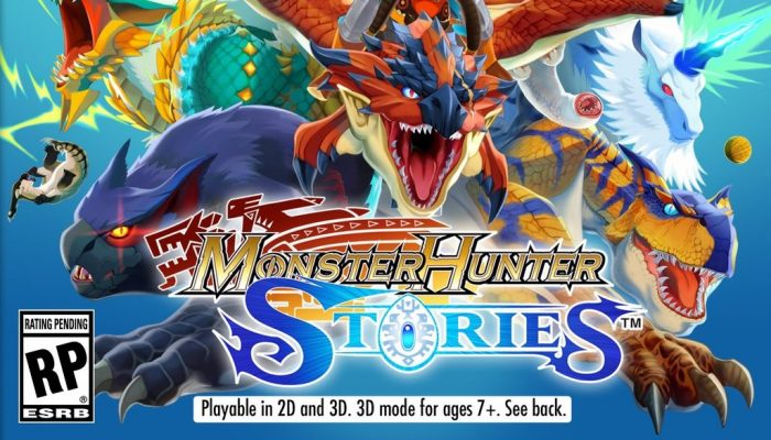 Capcom: 'Embark on a new adventure with Monster Hunter Stories on Nintendo 3DS this fall'