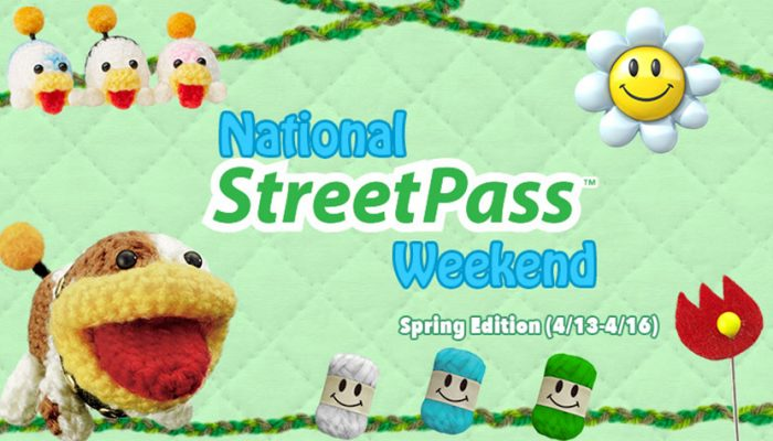 NoA: '2017 National StreetPass Weekend – Spring Edition'