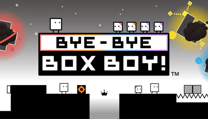 NoA: 'Bye-Bye BoxBoy! and Team Kirby Clash Deluxe'
