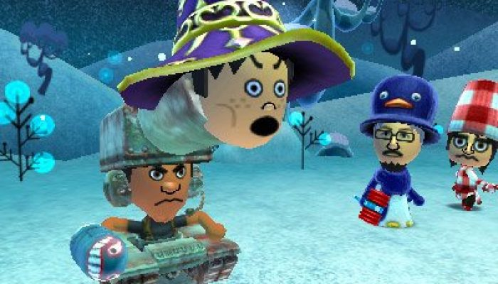 Miitopia comes to the West later this year