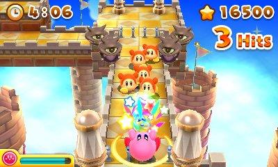 Kirby's Blowout Blast