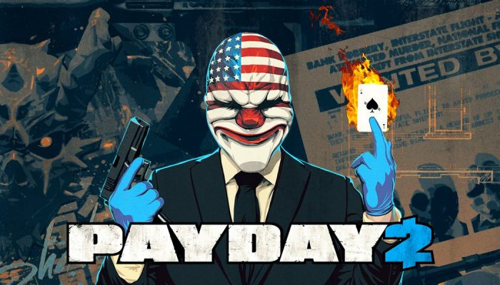 Payday 2 is coming to Nintendo Switch