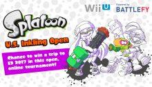 Splatoon US Inkling Open Tournament
