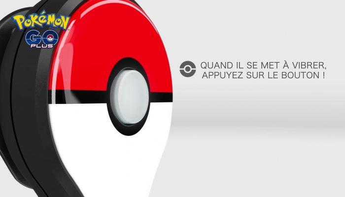 Pokémon Go Plus – Bande-annonce Vue d'ensemble