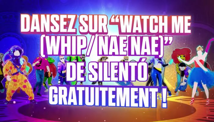 Just Dance 2017 – Démo disponible !