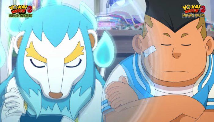 Yo-kai Watch 2 : Esprits farceurs et Fantômes bouffis – Bande-annonce vue d'ensemble