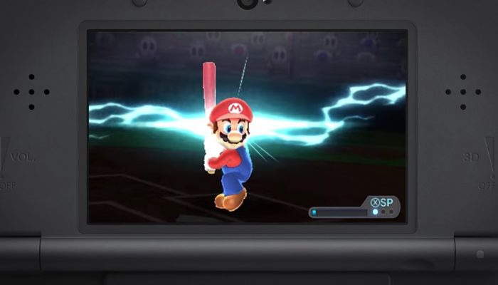 Mario Sports Superstars – Baseball Trailer
