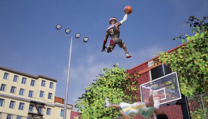 NBA Playgrounds – Reveal Trailer