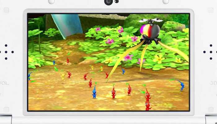 Hey! Pikmin – Japanese Direct Headline 2017.4.13
